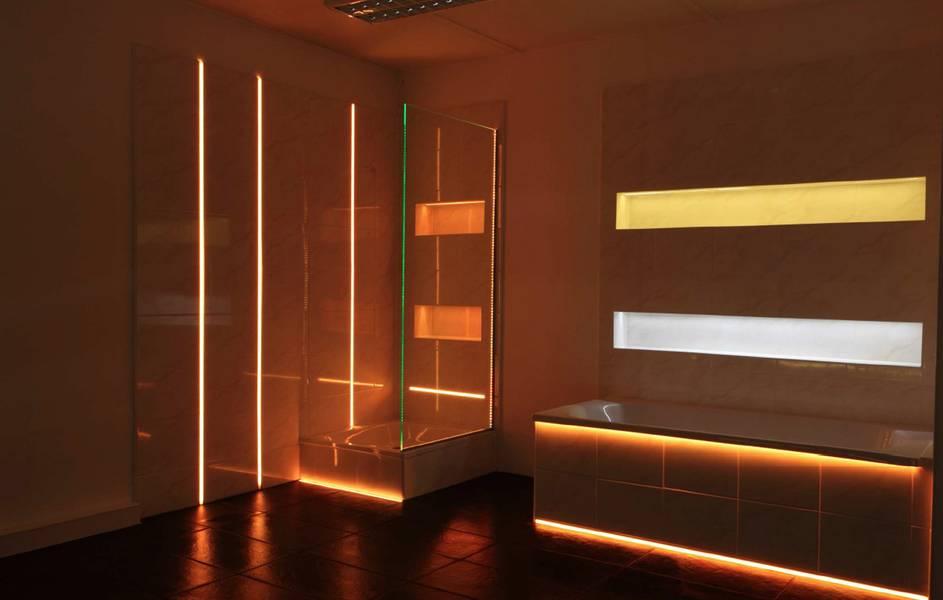 led beleuchtung glas ortlieb gmbh. Black Bedroom Furniture Sets. Home Design Ideas
