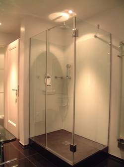 duschw nde glas ortlieb gmbh. Black Bedroom Furniture Sets. Home Design Ideas